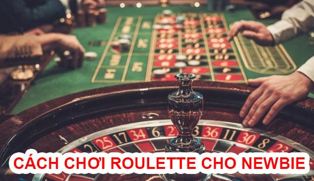 cách chơi roulette cho người mới