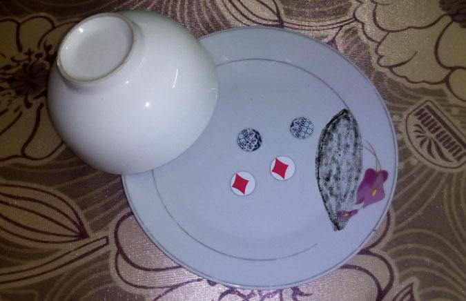 cách đánh xóc đĩa xanh chín của cao thủ